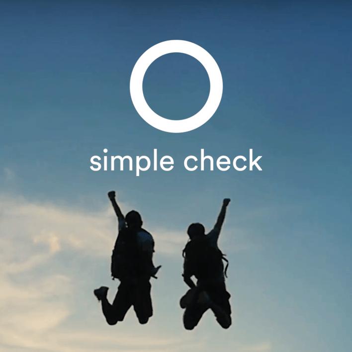 Logo Simple Check