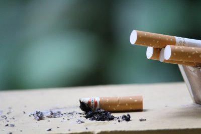 sigaretten rookbeleid