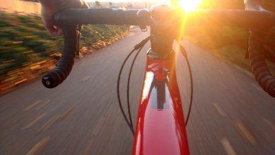 bewegen fiets