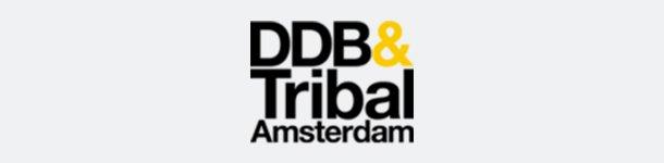 Logo DDB & Tribal Amsterdam
