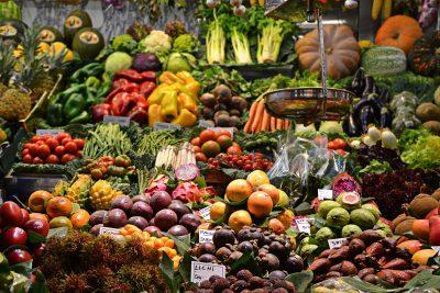 Groenten vitaminen en mineralen