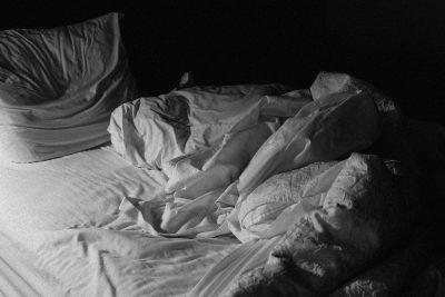 Leeg bed slaapproblemen