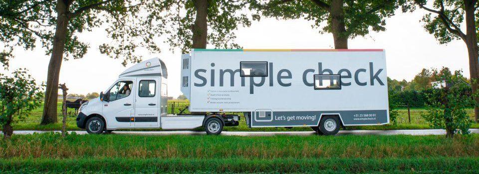 0-metingen bus Simple Check