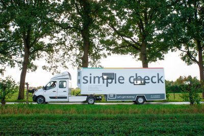 Simple Check Bus