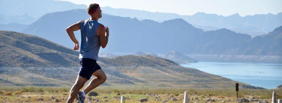 Buiten sporten hardlopen