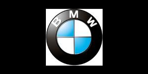 Logo BMW verkleind